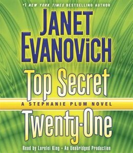 Book Top Secret Twenty-one: A Stephanie Plum Novel by Janet Evanovich