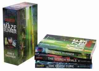 The Maze Runner Trilogy (maze Runner) by James Dashner