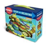 Phonics Power! (teenage Mutant Ninja Turtles): 12 Step Into Reading Books