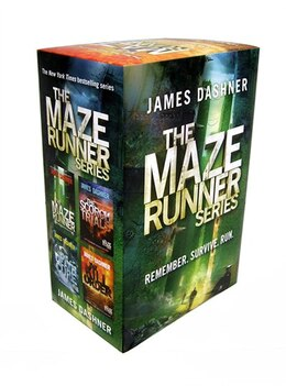 Book The Maze Runner Series (maze Runner) by James Dashner