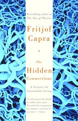 Book The Hidden Connections: A Science For Sustainable Living by Fritjof Capra