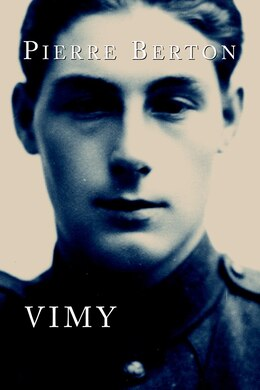 Book Vimy by Pierre Berton