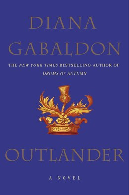 Book Outlander by Diana Gabaldon