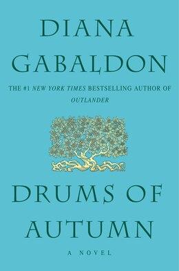 Book Drums of Autumn by Diana Gabaldon