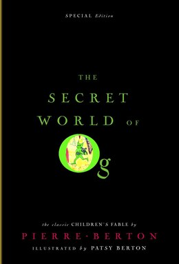 Book The Secret World of Og by Pierre Berton