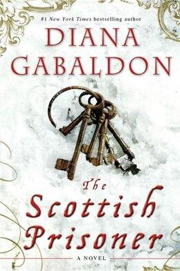 Book The Scottish Prisoner by Diana Gabaldon