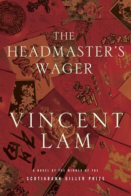 Book The Headmaster's Wager by Vincent Lam