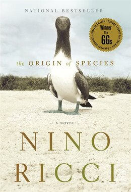 Book The Origin Of Species by Nino Ricci