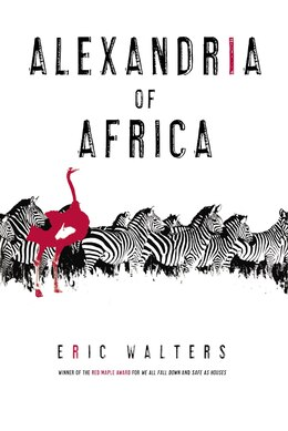 Book Alexandria Of Africa by Eric Walters