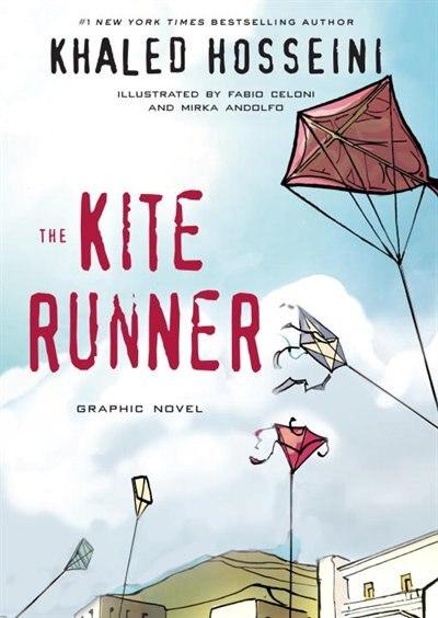 The Kite Runner: Graphic Novel by Khaled Hosseini