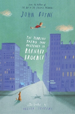 Book The Terrible Thing That Happened To Barnaby Brocket by John Boyne