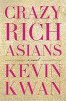 Book Crazy Rich Asians by Kevin Kwan