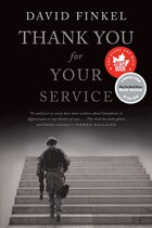 Book Thank You For Your Service by David Finkel