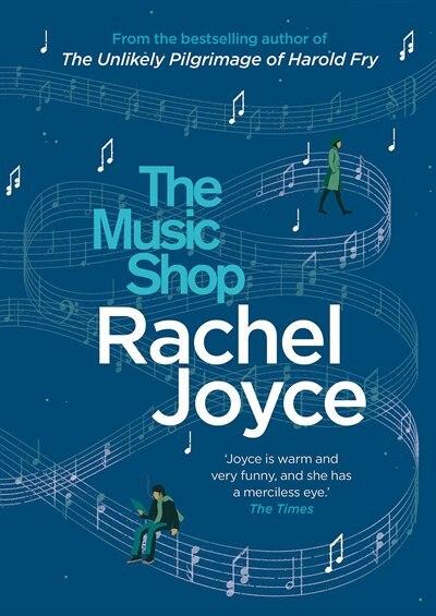 MUSIC SHOP by Rachel Joyce
