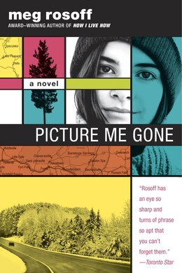 Book Picture Me Gone by Meg Rosoff