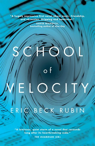 Book School Of Velocity by Eric Beck Rubin
