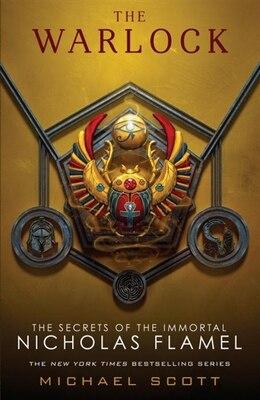 Book The Warlock by Michael Scott