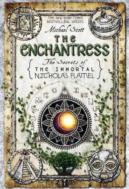 Book The Enchantress by Michael Scott