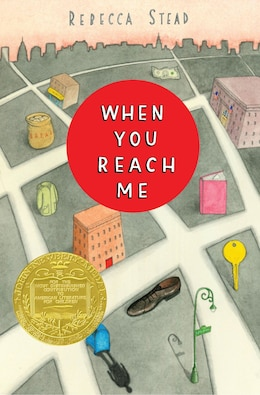 Book When You Reach Me by Rebecca Stead