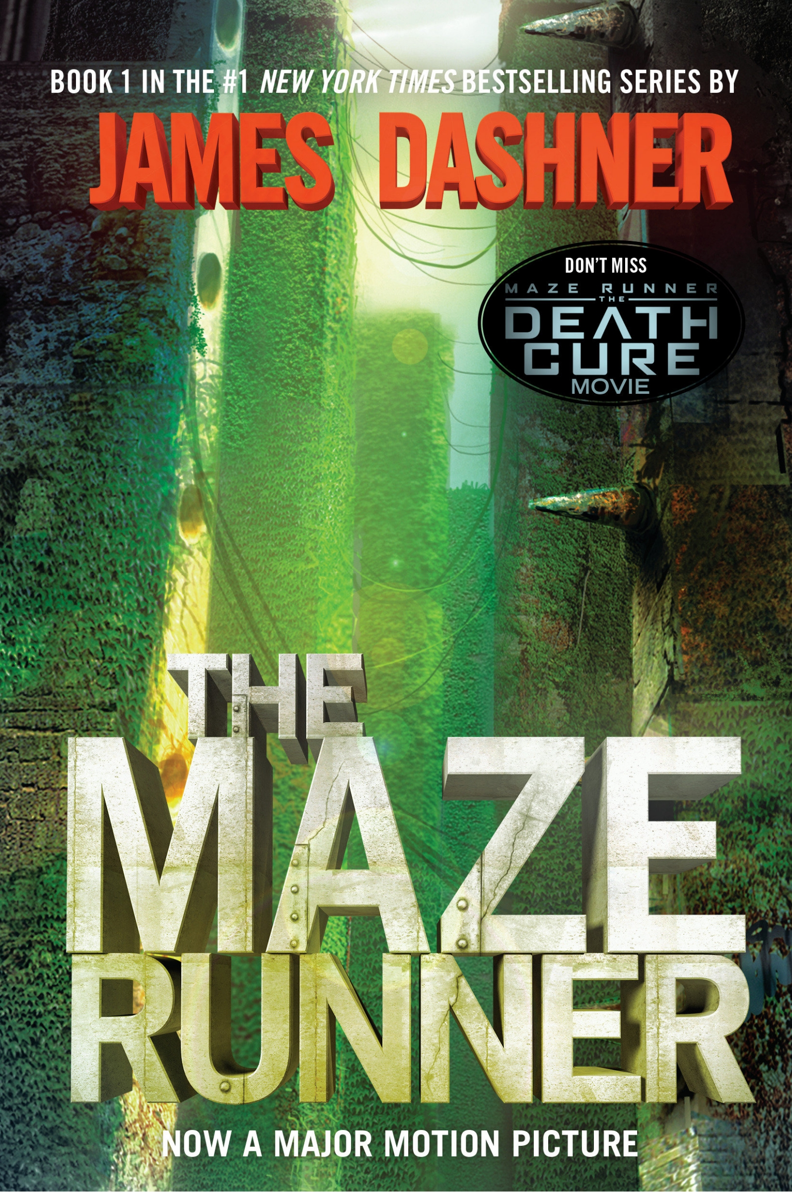 Book The Maze Runner (maze Runner, Book One): Book One by James Dashner