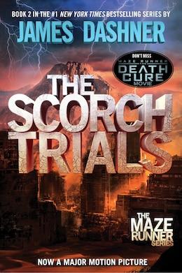Book The Scorch Trials (maze Runner, Book Two) by James Dashner