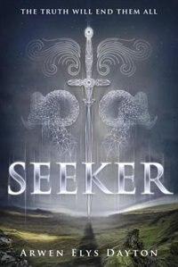 Book Seeker by Arwen Elys Dayton