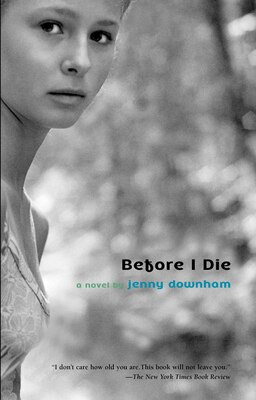 Book Before I Die by Jenny Downham