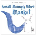 SMALL BUNNYS BLUE BLANKET