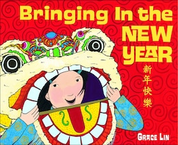 Book Bringing In The New Year by Grace Lin