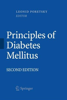 Book Principles of Diabetes Mellitus by Leonid Poretsky