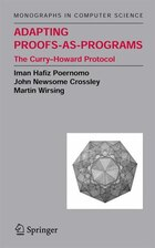 Adapting Proofs-as-programs: The Curry--howard Protocol