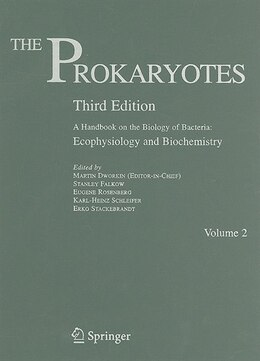 Book The Prokaryotes: Vol. 2:  Ecophysiology and Biochemistry by Stanley Falkow