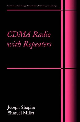 Book CDMA Radio with Repeaters by Joseph Shapira
