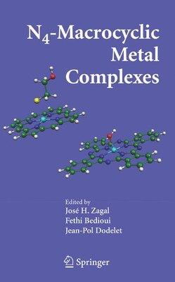Book N4-Macrocyclic Metal Complexes by J.H. Zagal