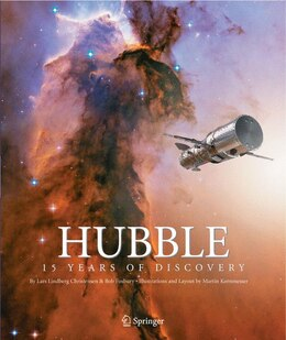 Book Hubble: 15 Years of Discovery by Lars Lindberg Christensen