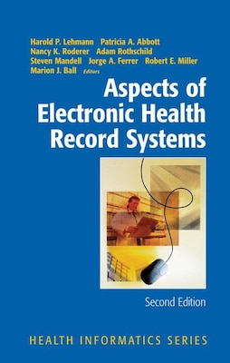 Book Aspects Of Electronic Health Record Systems by H. Pardes