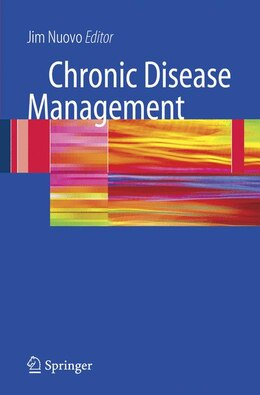 Book Chronic Disease Management by Jim Nuovo