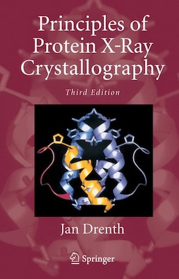 Book Principles of Protein X-Ray Crystallography by Jan Drenth
