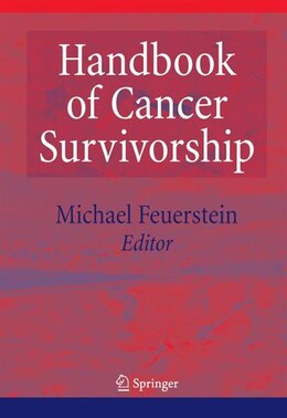 Book Handbook of Cancer Survivorship by Feuerstein Michael
