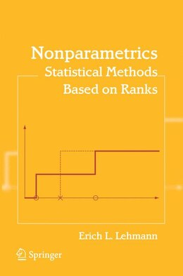 Book Nonparametrics: Statistical Methods Based on Ranks by Erich L. Lehmann