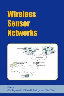 Book Wireless Sensor Networks by C.S. Raghavendra