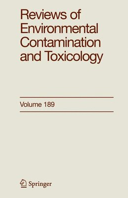 Book Reviews of Environmental Contamination and Toxicology 189 by George Ware