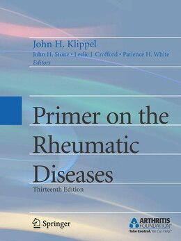 Book Primer on the Rheumatic Diseases by John H. Klippel