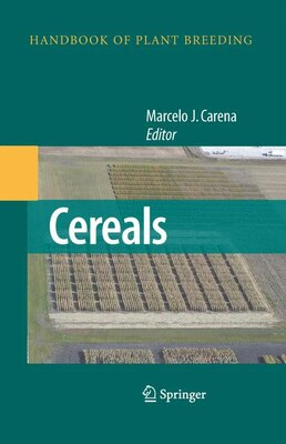 Book Cereals by Marcelo J. Carena