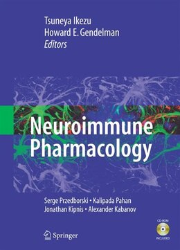 Book Neuroimmune Pharmacology by Tsuneya Ikezu