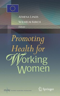 Book Promoting Health for Working Women by Athena Linos