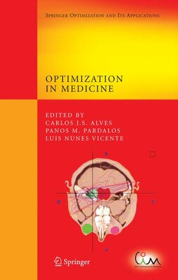 Book Optimization in Medicine by Carlos J. S. Alves