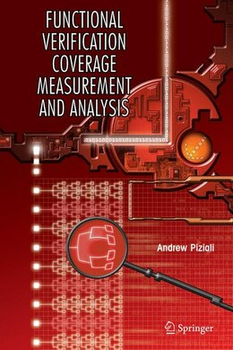 Book Functional Verification Coverage Measurement and Analysis by Andrew Piziali