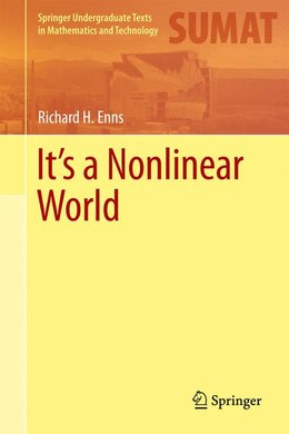 Book It's a Nonlinear World by Richard H. Enns
