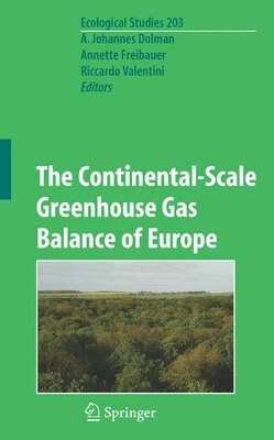 Book The Continental-Scale Greenhouse Gas Balance of Europe by Han Dolman